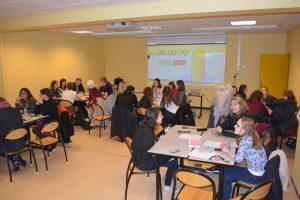 La ludification dans l'enseignement supérieur : l'exemple de la mise en place d'un Time's up en audiologie