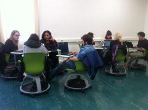 Les étudiants au centre de leurs apprentissages : ELIE et l'apprentissage collaboratif