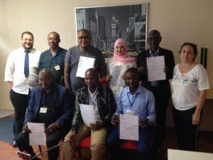 Formation des futurs doctorants africains avec Europecampus
